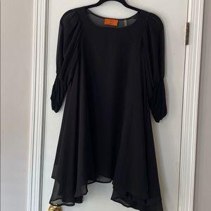 Black flowy dress/top size small